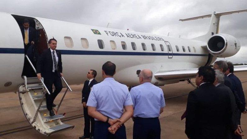 Presidente Jair Bolsonaro confirma viagem à China ainda este ano