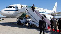 Bolsonaro chega a Washington para encontro com Trump