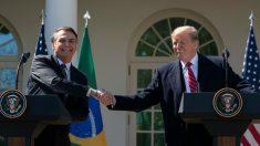 Ernesto Araújo anuncia acordo entre Brasil e EUA contra corrupção