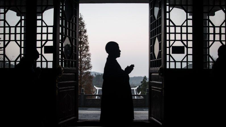 A incrível vida do monge Tang Xuan Zang