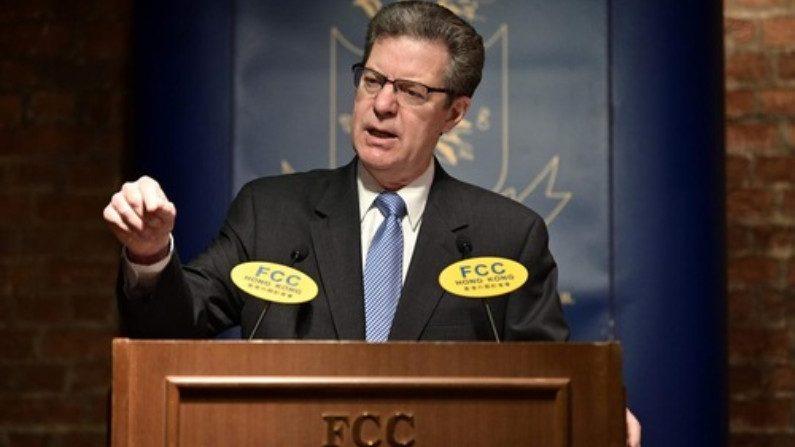 Embaixador dos EUA para Liberdade Religiosa Internacional pede o fim da perseguição ao Falun Gong