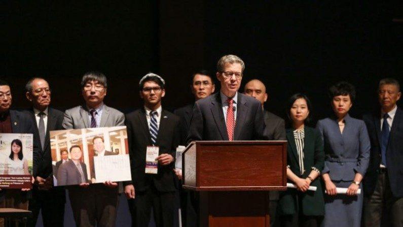 USA apoiam coligação formada para promover liberdade religiosa na China
