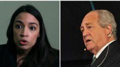 """Co-fundador do Greenpeace chama Ocasio-Cortez de """"hipócrita"""" e capaz de causar """"mortes em massa"""""""