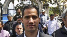 """Guaidó atribui a """"contradições"""" internas silêncio do regime de Maduro após seu retorno à Venezuela"""