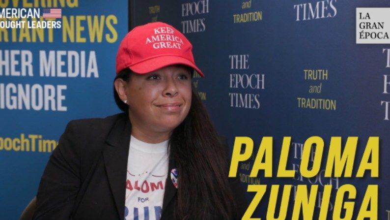 """Caravanas são invasão dos EUA e do México, diz fundadora de """"Paloma for Trump"""" (Vídeo)"""