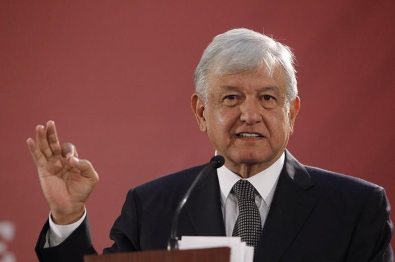 Presidente do México, Andrés Manuel López Obrador (EFE / Sáshenka Gutiérrez)