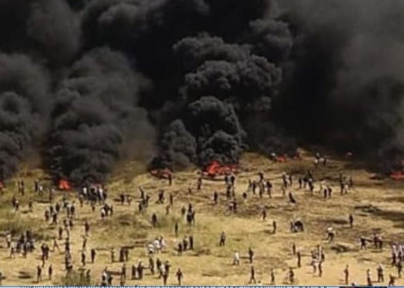 Violência em Gaza (Forças Armadas de Israel, Governo de Israel)