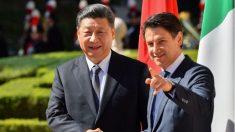 """Itália participa da iniciativa chinesa """"Um Cinturão, Uma rota"""" em meio a preocupações"""