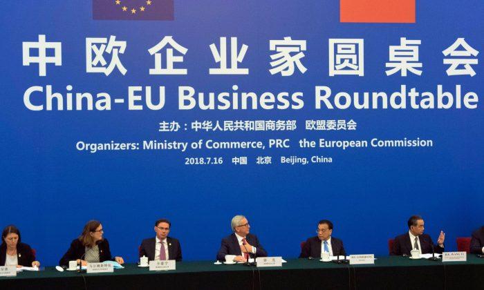 Nova postura da UE enfrenta resistência chinesa em cúpula anual