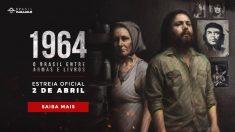 """""""Cabeças vão rolar"""": filme do Brasil Paralelo sobre 1964 é censurado também na UEPB (Vídeo)"""