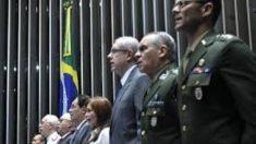 Trajetória do Exército na defesa da Pátria e da democracia é lembrada em Sessão Solene na Câmara Federal