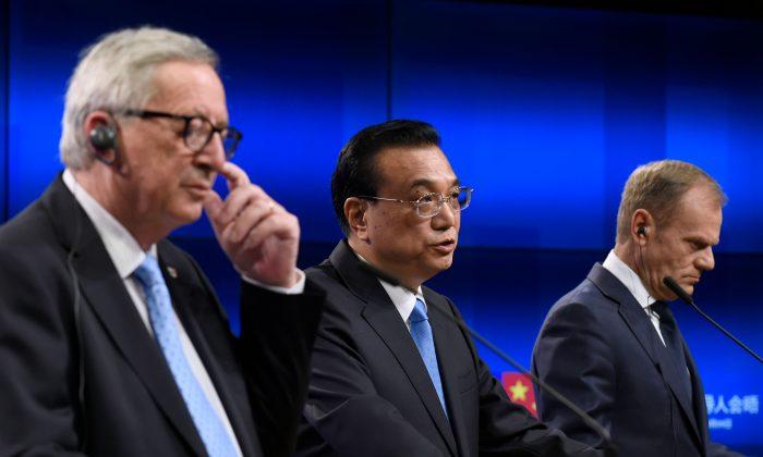 UE fecha melhores acordos com China, incluindo subsídios industriais