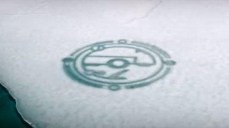 Misterioso círculo gravado no gelo aparece em lago no planalto tibetano (Vídeo)