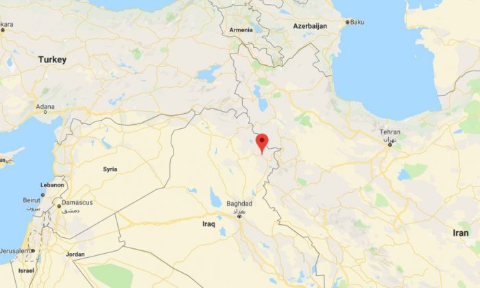 """""""Cidade perdida"""" de quatro mil anos é descoberta no Iraque"""