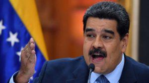 Maduro mostra vídeo falso de ataque a rede elétrica plagiando imagens de Hollywood (Vídeo)