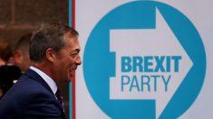 """Brexit Party"" de Nigel Farage lidera pesquisas e assusta a esquerda"