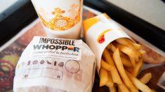 Burger King faz teste com hambúrguer vegetariano nos EUA