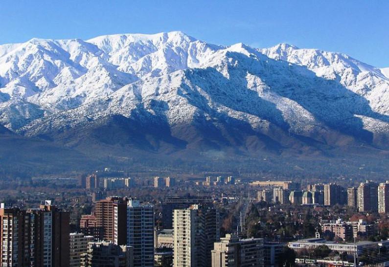 Santiago do Chile (Wikimedia)