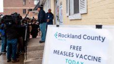 Nova York declara emergência pública por epidemia de sarampo no Brooklyn