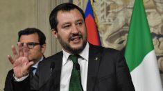 Liga de Salvini segue crescendo e já tem 37% de intenções de voto na Itália