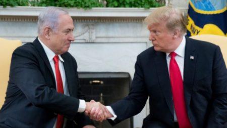 Trump alerta Netanyahu sobre crescentes ligações entre China e Israel, diz imprensa israelense