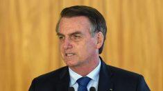 Bolsonaro parabeniza policiais por ação em sequestro de ônibus na Ponte Rio-Niterói