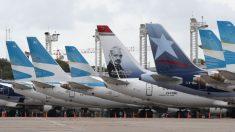 Entidade denuncia colapso do sistema aéreo argentino após erro de controlador