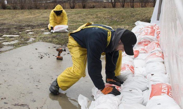 Quebec pede ajuda militar diante de ameaça de inundações