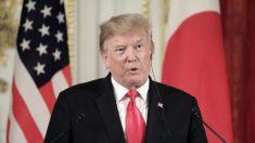 Trump diz que EUA não estão prontos para fazer acordos comerciais com a China