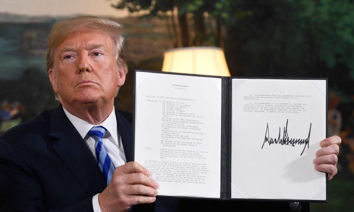 Trump e a arriscada mas necessária estratégia contra o Irã