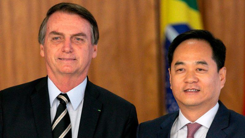 Grupo Brasil-China se reúne terça-feira para eleger diretoria