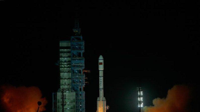 """China apresenta suas armas anti-satélite como """"coletores de sucata"""""""