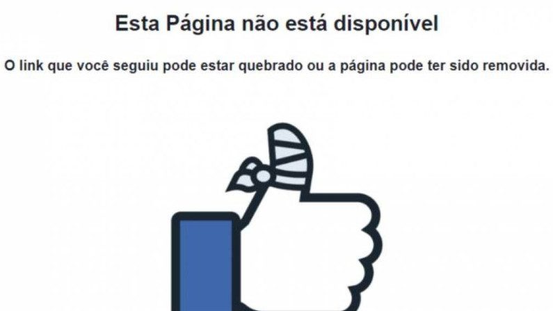 Uso do Facebook cai após política de censura