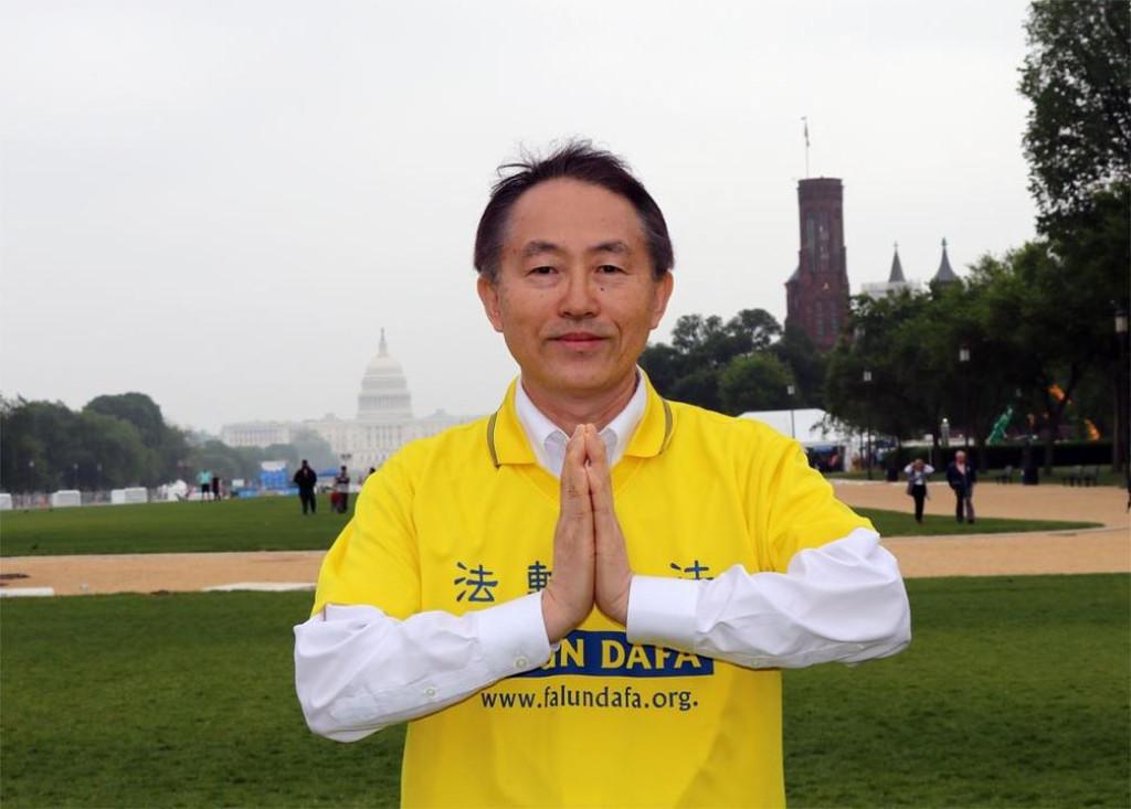 Dr. Zhiming Zou (Minghui.org)