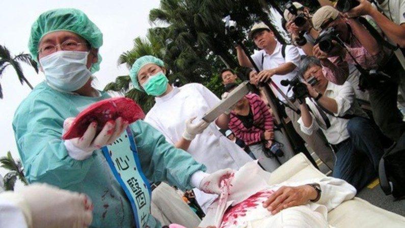 """Revista AZ Business: """"Como a extração forçada de órgãos na China afeta os EUA"""""""