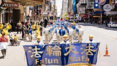 Nova York: desfile de quase 10 mil praticantes do Falun Dafa impressiona Manhattan (Fotos)