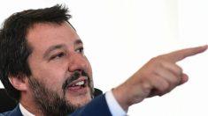 """""""Não queremos nada com vocês"""": Salvini diz que Merkel e Macron """"arruinaram"""" a Europa"""