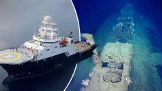 Pesquisadores oceânicos descobrem destroços de submarino australiano 100 anos após naufrágio