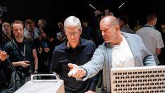 Jony Ive, o designer por trás do iPhone, está deixando a Apple
