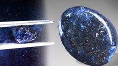 Mineiros descobrem novo mineral