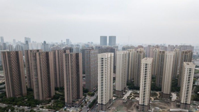 Empresas estatais chinesas correm para liquidar ações imobiliárias