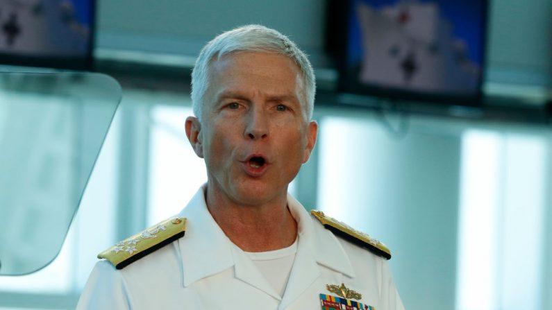 Carta do chefe do Comando Sul dos EUA para as Forças Armadas da Venezuela