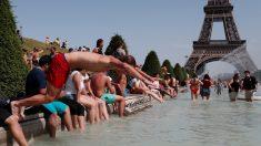 França bate recorde de altas temperaturas com 45,1 graus no sul do país