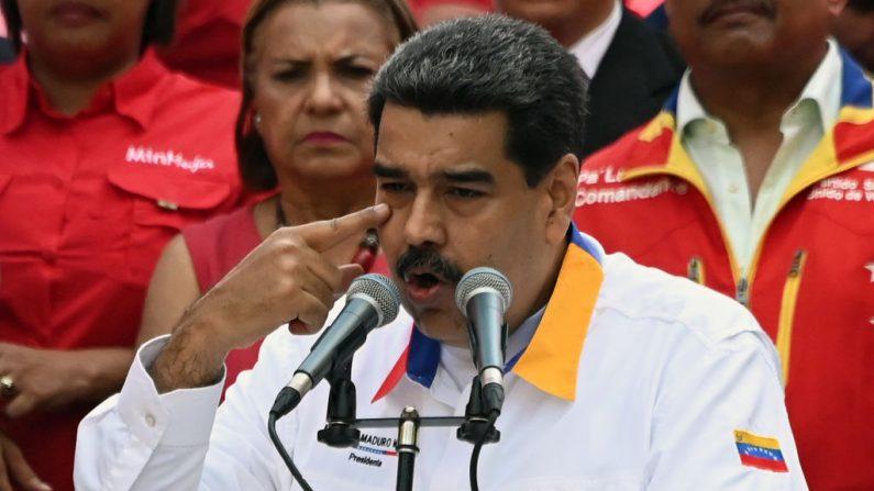 """Maduro investe na Huawei para facilitar """"controle e repressão"""" do povo venezuelano"""