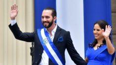 """Novo presidente de El Salvador promete curar a """"criança doente"""" em que o país foi transformado"""