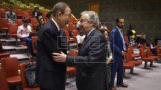 Guterres e Ban Ki-moon denunciam ressurgimento de populismo e isolacionismo