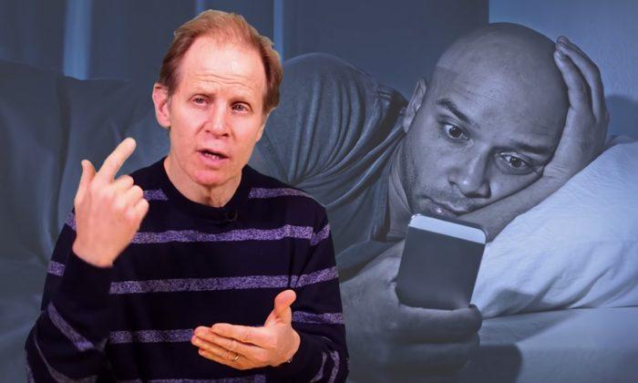 Isto é o que acontece no seu cérebro quando você usa o smartphone antes de dormir