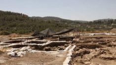 Restos do assentamento neolítico de 9.000 anos foram desenterrados fora de Jerusalém