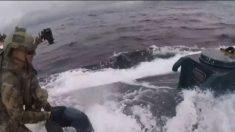Vídeo dramático revela Guarda Costeira dos EUA apreendendo