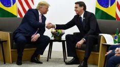 """Bolsonaro sobre navios iranianos: """"Estamos alinhados à política dos EUA"""""""